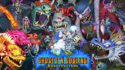 Ghosts 'n Goblins Resurrection dejará de ser exclusivo de Nintendo Switch para llegar a PS4, Xbox One y PC